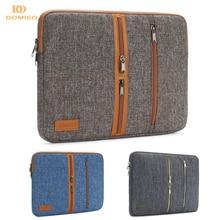 DOMISO 10 11 13 14 15.6 بوصة حقيبة لاب توب حالة فريد حقيبة حاسوب الحقيبة غطاء ل أبل ديل HP لينوفو أيسر آسوس