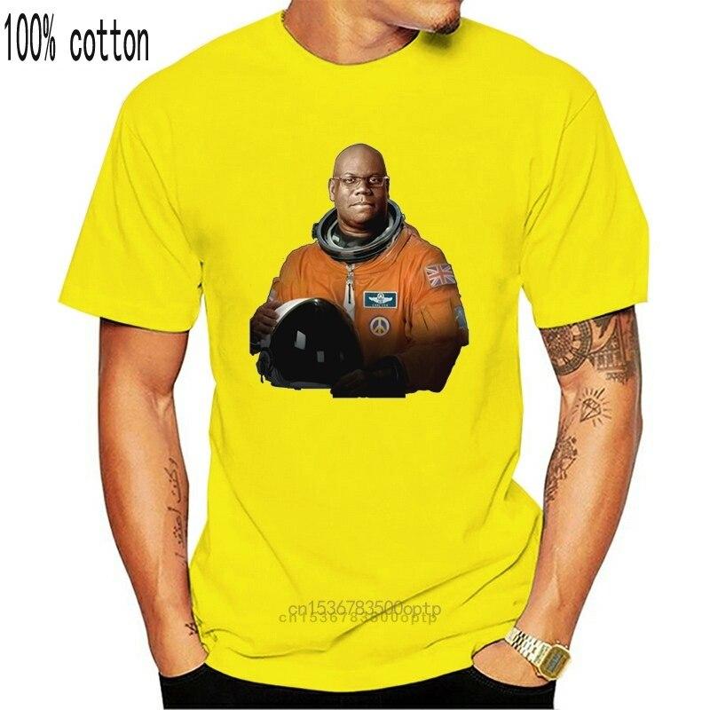 Модная крутая Мужская футболка, забавная женская футболка carl cox-ibiza, футболка с индивидуальным принтом