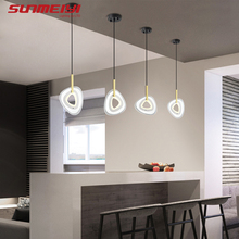 Nordic LED Pendant Lights For Dining room Bar Bedroom Living room Kitchen Creative Art deco Hanging Pendant Lamp Retro Cafe Loft nordic led pendant lights for dining room bar bedroom living room kitchen creative art deco hanging pendant lamp retro cafe loft