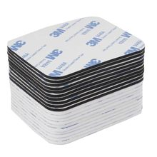 3m Adhesive Pads 20x Diameter 27mm Pad Double Sided Adhesive Tape