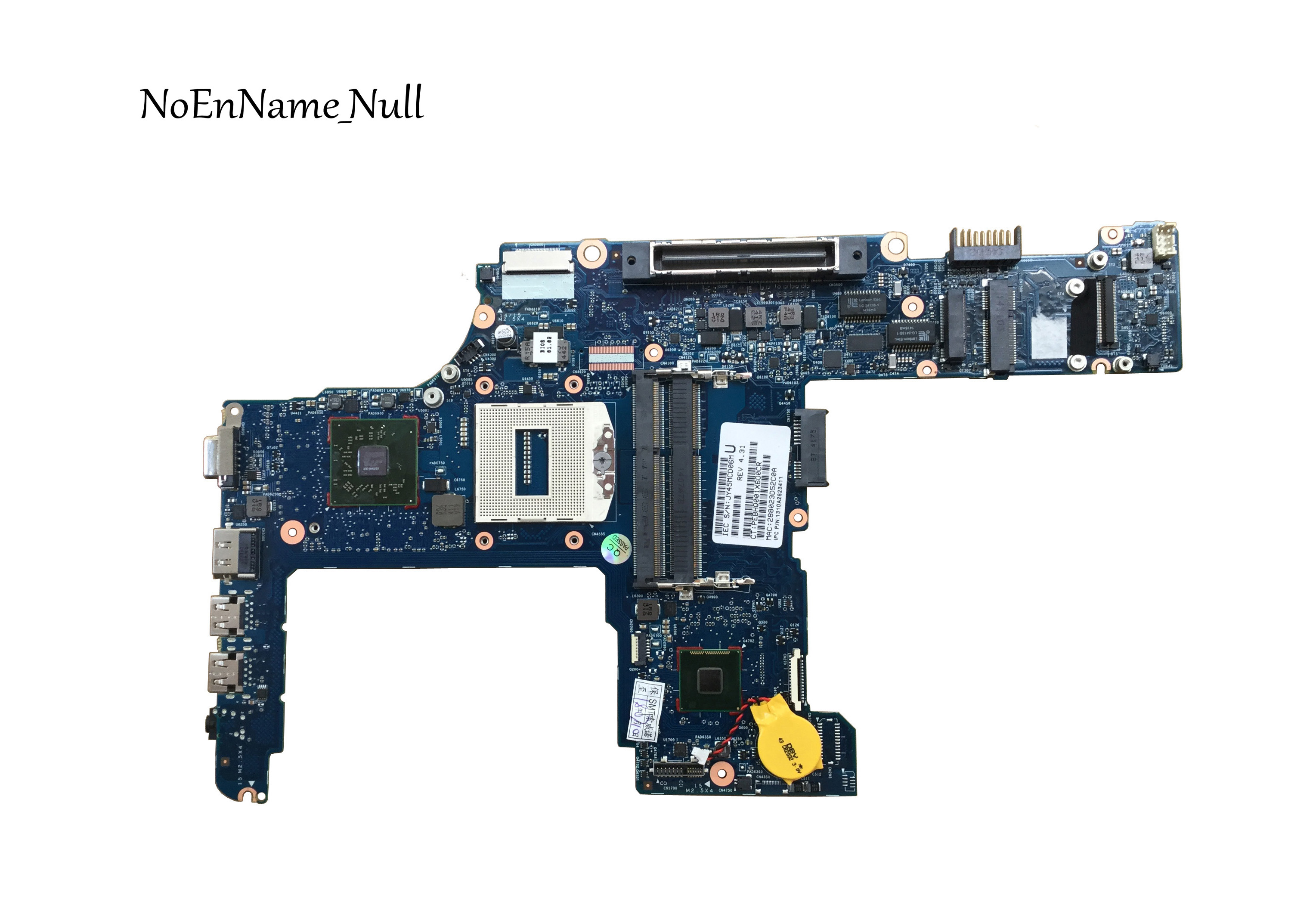 744018-501 744018-001 Free Shipping FOR HP ProBook 650 G1 640-G1 650-G1 LAPTOP MOTHERBOARD 744018-601 100% Tested Working