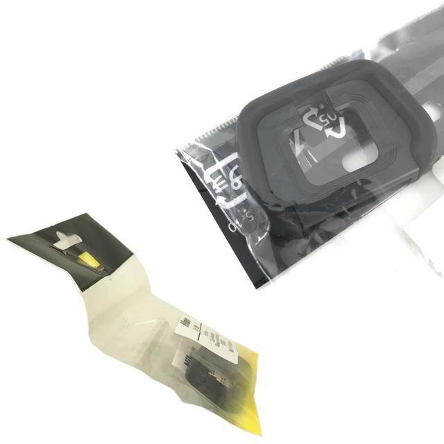 DK 29 Mềm Mại Kính Ngắm Eyecup Miếng Dán Kính Cường Lực Dành Cho Nikon Z7II Z6II Z7 Z6 Z5 Z 7 6 5 II Máy Ảnh Không Gương Lật Thay Thế DK29