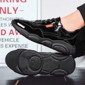 Image 5 - Baskets respirantes en maille pour hommes, chaussures De loisirs, tennis, 2020