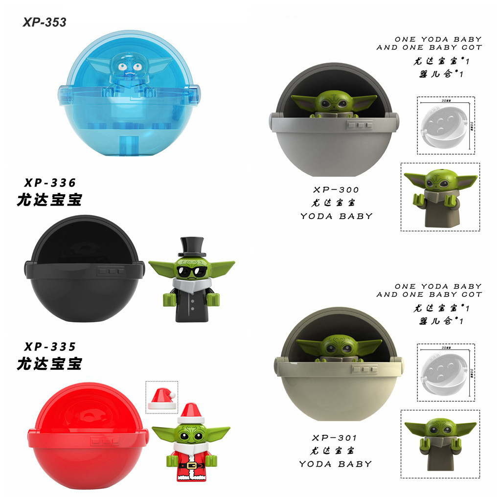 Single Sell Movie Series Troopers Clone B1 Battle Robot Droid Bricks Building Blocks Accessories Head Toys Figures For Children