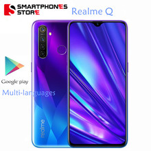 Realme 8gb WCDMA/GSM/LTE VOOC Fingerprint Recognition 2mp/8mp/48mp New Moblie Phone Snapdragon 712
