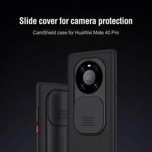 Image 2 - מקרה עבור Huawei Mate 40 פרו NILLKIN שקופיות כיסוי מצלמה הגנה עבור Huawei Mate 40 פרו להגן על כיסוי עדשת הגנה פרטיות