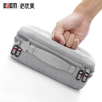 BUBM bag for power bank digital receiving accessories case for ipad cable organizer portable bag for USB 1