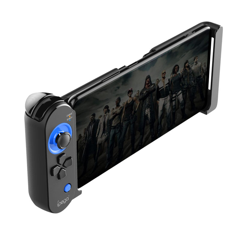 PG 9120 Single Side Bluetooth Controller Joystick GamePad For Mobile Phone Game Controller Bracket Game Console Handle For 3In1