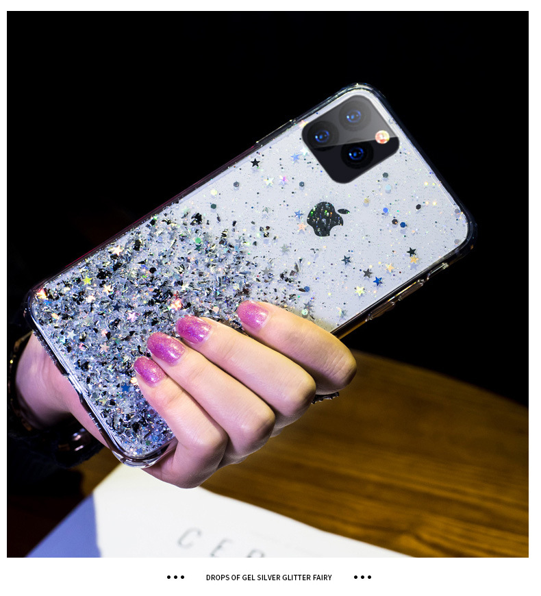 Luxury Bling Case for iPhone SE (2020) 30