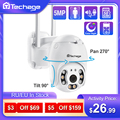 IP-камера Techage беспроводная уличная, 5 Мп, PTZ, 1080P, 2 МП