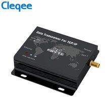 Cleqee-2 E90-DTU(400SL30-ETH) SX1262/SX1268 10km DTU 433mhz