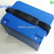 Перезаряжаемый 60 в 20Ah литий-ионный аккумулятор с BMS для электрического скутера, мотоцикла, хранение энергии+ зарядное устройство