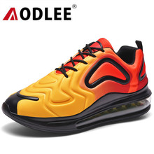 AODLEE Sneakers Men Running Shoes Unisex Big Size Ultra Boos