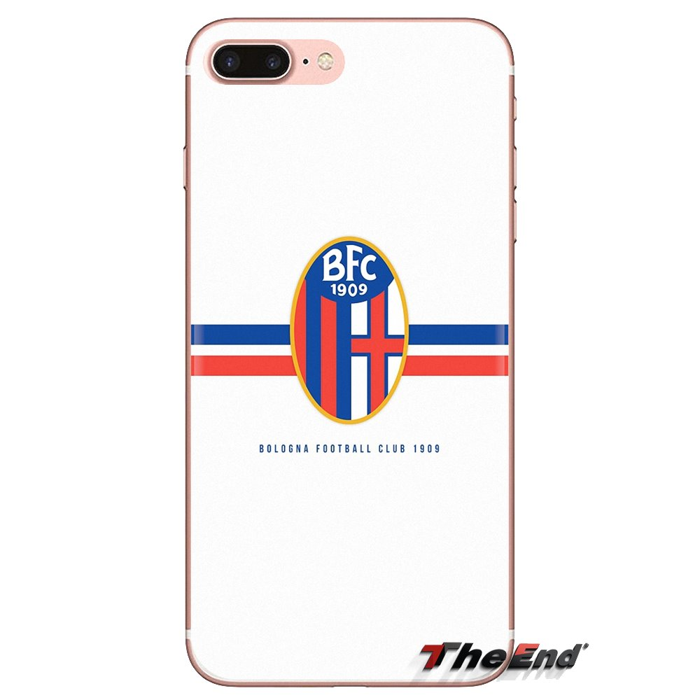 For Samsung Galaxy A3 A5 A7 A9 A8 Star A6 Plus 2018 2015 2016 2017 Transparent Soft Cases Covers Bologna Fc Football Team Fitted Cases Aliexpress