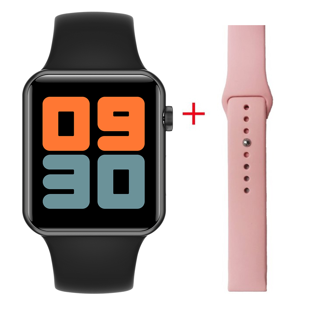 LEMFO B59 Full Touch Smart Watch Men Women Watch Face Update Music Control Weather Forecast Fitness Tracker for Apple Watch