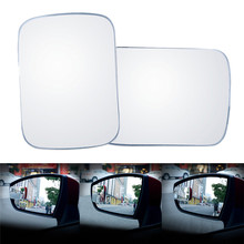 1 Pcs Universal Auto Car 360 Degree Wide Angle Convex Rear Side View Blind Spot Mirror(China)
