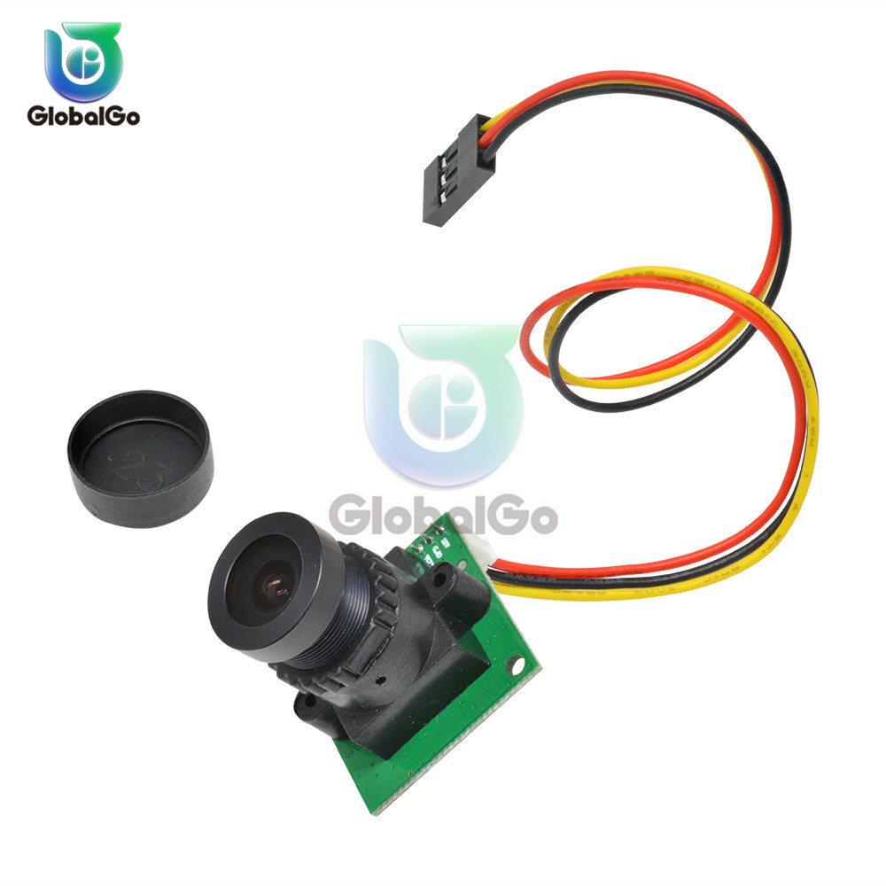 700TVL Mini PCB Camera Module with <font><b>Lens</b></font> Mini Camera 700TVL <font><b>2.8</b></font> <font><b>mm</b></font> For RC Quadcopter aircraft image
