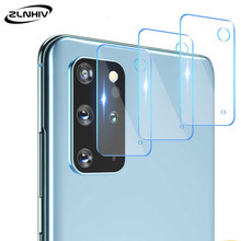 ZLNHIV Camera Lens Flim for Samsung Galaxy S8 S9 S10 lite S10E S20 plus S20 UItra Camera phone screen protector Tempered Glass