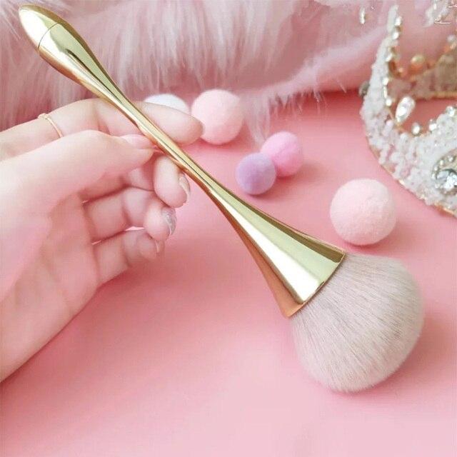 Foundation Brush Makeup Brushes Set Professional Cosmetics Powder Brushes Eye Shadow Lip Brushes Set Face Beauty Makeup Tool 4