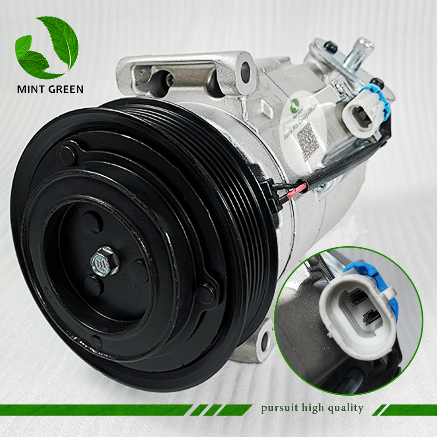 Image 4 - FOR CSP15 AIR CONDITIONING COMPRESSOR CHEVROLET CRUZE 2009 2010 2011 2012 687997689 98953608 13250601 114180049