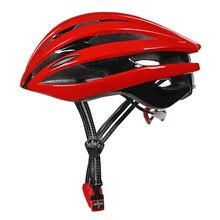 Наружное оборудование для взрослых велосипедный шлем с задним светодиодный светильник, велосипедный шлем Велоспорт, городской велосипедный шлем