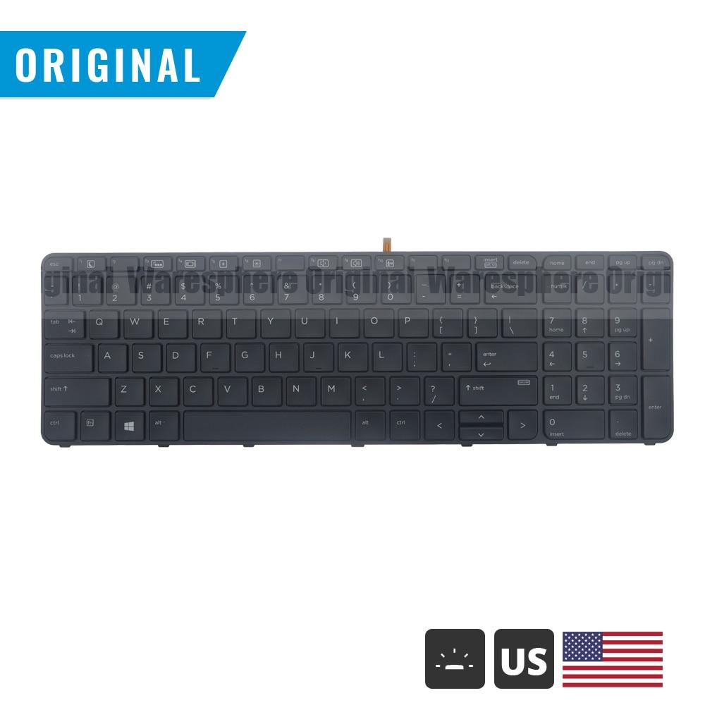 New Original US Backlit Keyboard For HP Probook 450 455 470 G3 450 455 470 G4 818250-001