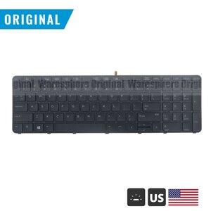 Image 1 - ใหม่ Original US Backlit สำหรับ HP ProBook 450 455 470 G3 450 455 470 G4 818250 001