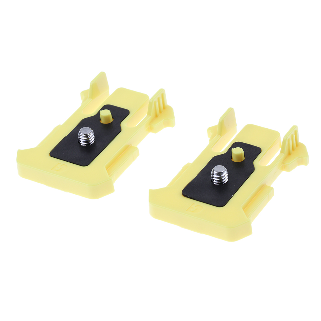 1Pair Attachment Buckle For <font><b>Sony</b></font> Action Cam <font><b>HDR</b></font>-AZ1/AS15/AS20/AS30V/AS50R/AS100V/AS200V/<font><b>AS300R</b></font>, FDR-X1000V/X3000R Cameras image