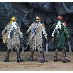 Image 5 - McFarlane jouets DESTINY, bannière en fer, 7 pouces, chasseur, Titan Kings Fall, Warlock, modèle daction Million, Blacksmith, Shader, Bungie