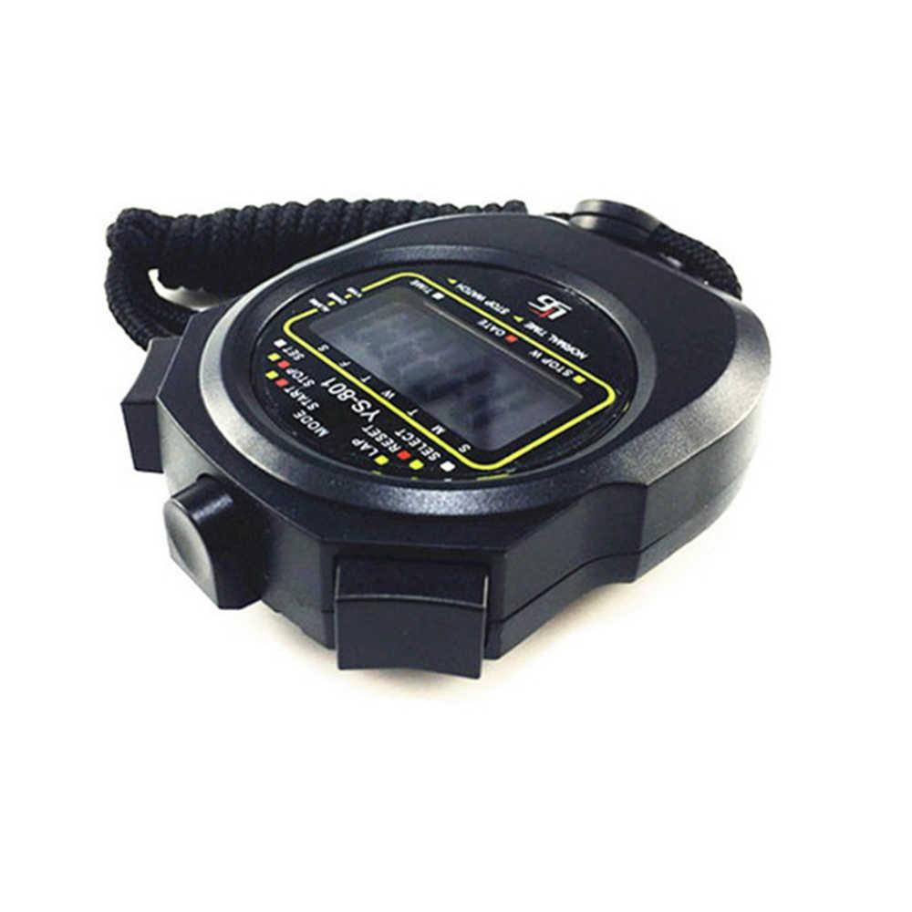 Waterproof Sports Referee Stopwatch Timer Fitness Running Training Stopwatch