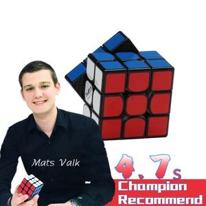Image 4 - QiYi Valk3 Standard/Valk3 puissance/Valk3 puissance M magnétique vitesse Puzzle Cube professionnel drôle Cube jouet éducatif pour les enfants