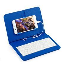 Клавиатуры для мобильных телефонов Doraemon hello Kitty проводной mi cro USB OTG mi ni складная клавиатура для телефонов android mi ni