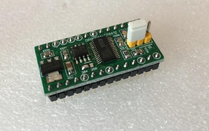 DIR9001 AK4118 WM8804 To CS8412 Module