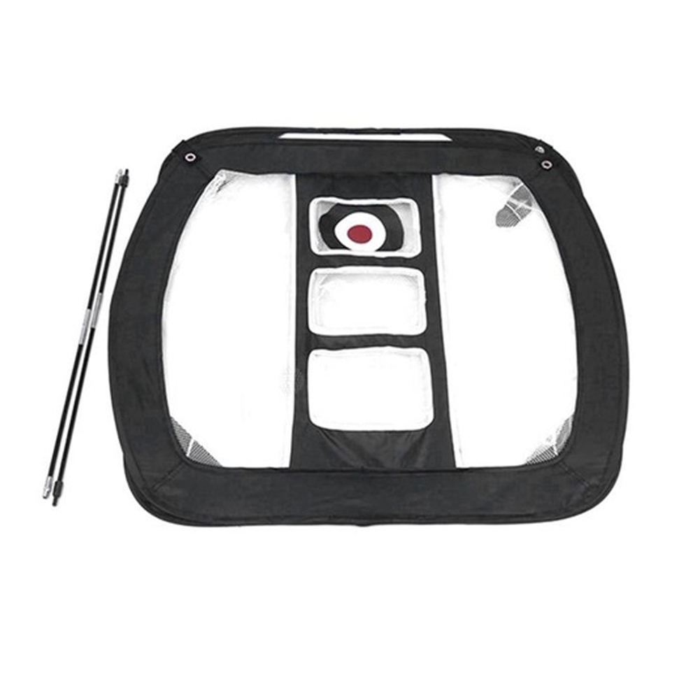 Foldable Golf Trainer Pop Up Golf Chipping Net Golfing Target Accessories Backyard Practice Swing Game Net Golf Hot S25