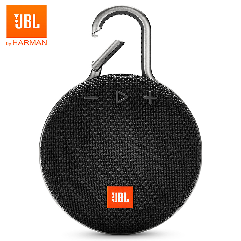 JBL Clip3 Wireless Bluetooth Speaker Clip 3 Portable Mini Outdoor Sports BT Speakers IPX7 Waterproof with Hook Hands-free Call