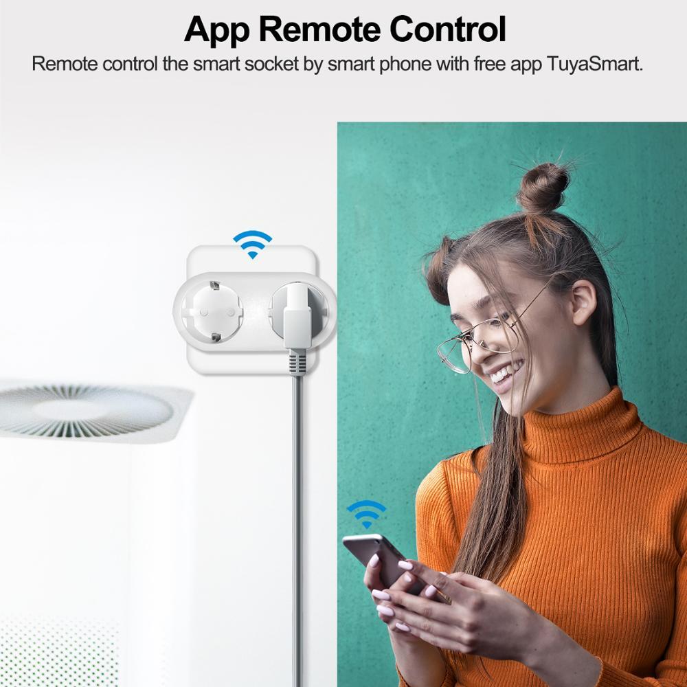 wifi tomada dupla inteligente 16a com funcao 04