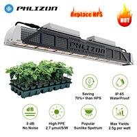 Phlizon outdoor waterproof full spectrum grow led light 480W indoor hydroponic plant lamp