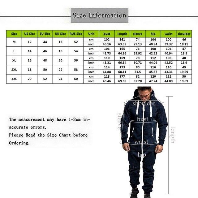 Men One Piece Sets Men's Hooded Fleece Jumpsuit Camouflage Print Personality Casual Suit Men 2