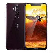 X7 originale Nokia 8.1 cellulare sbloccato 6.18