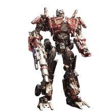 Bmb aoyi H6003-6 H6003-6B transformação figura de ação brinquedo op comandante batalha danos ver. Ko mpm04 modelo deformação carro robô