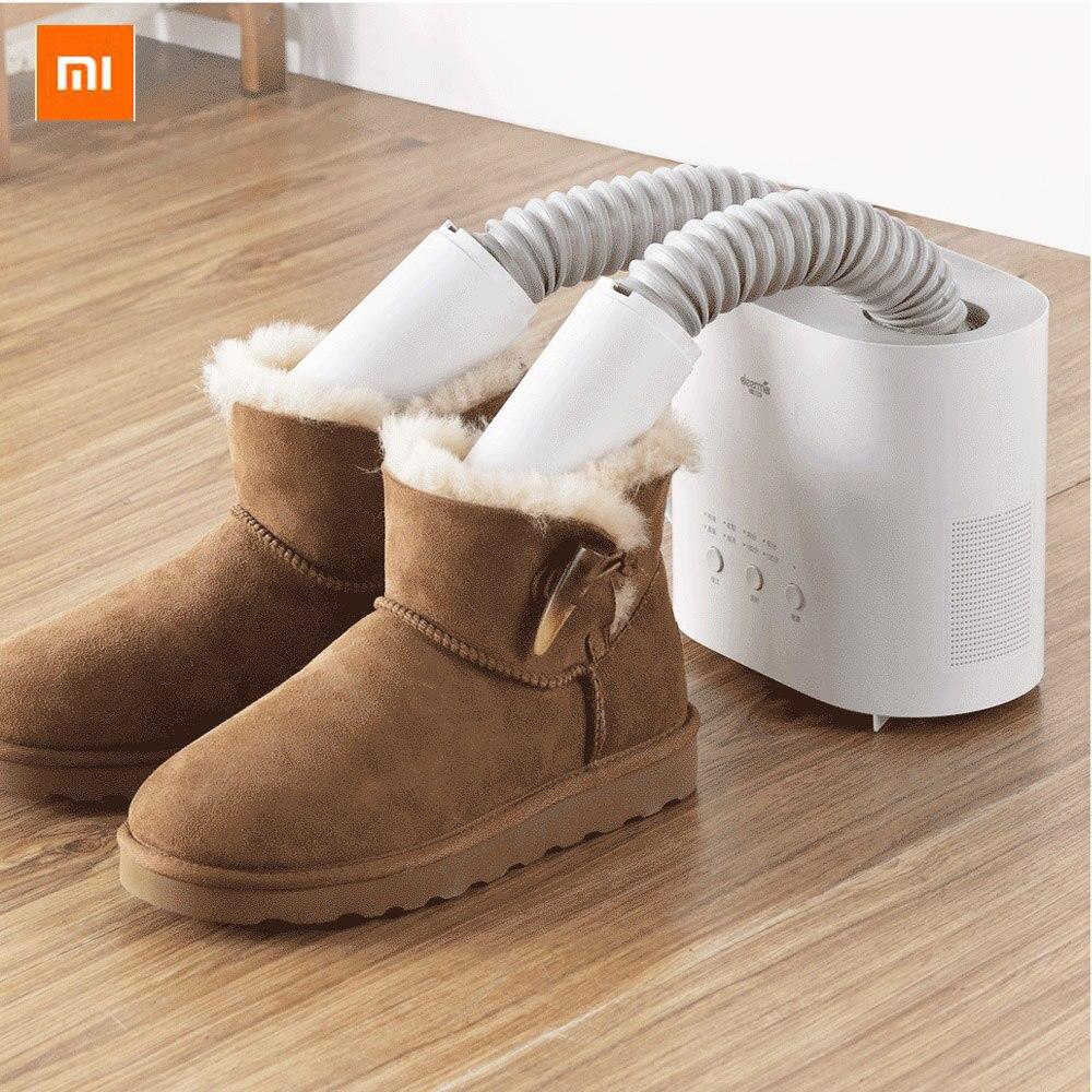 Xiaomi Youpin Deerma Intelligent multi-fonction rétractable sèche-chaussures multi-effet stérilisation u-forme Air Out porte-chaussures
