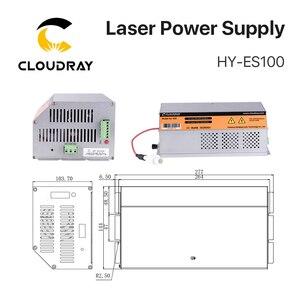 Image 2 - Cloudray 100 120W HY Es 100 Es Serie CO2 Laser Netzteil für CO2 Laser Gravur Schneiden maschine