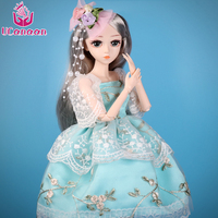 Ball Jointed Dolls with Makeup Best Gift for