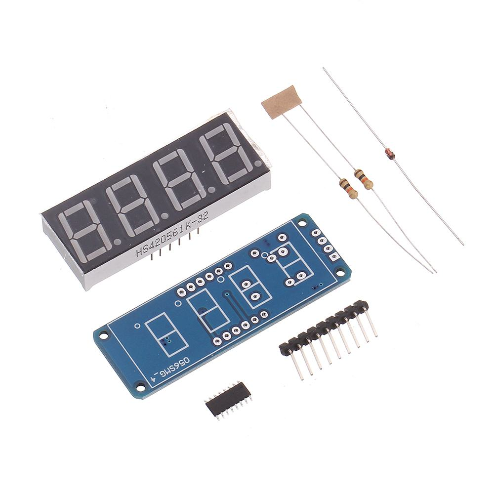 1PCS 0.56 Inch Digital Tube DIY Kit TM1650 Four-digit LED Digital Tube Display Module For Arduino-kit
