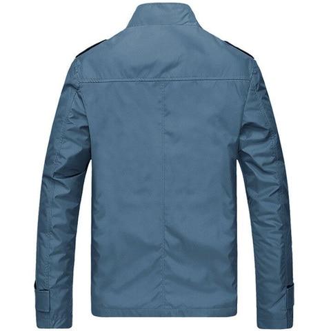 New Jacket Men Fashion Casual Loose Mens Jacket Sportswear Bomber Jacket Mens jackets men and Coats Plus Size 2019 Lahore