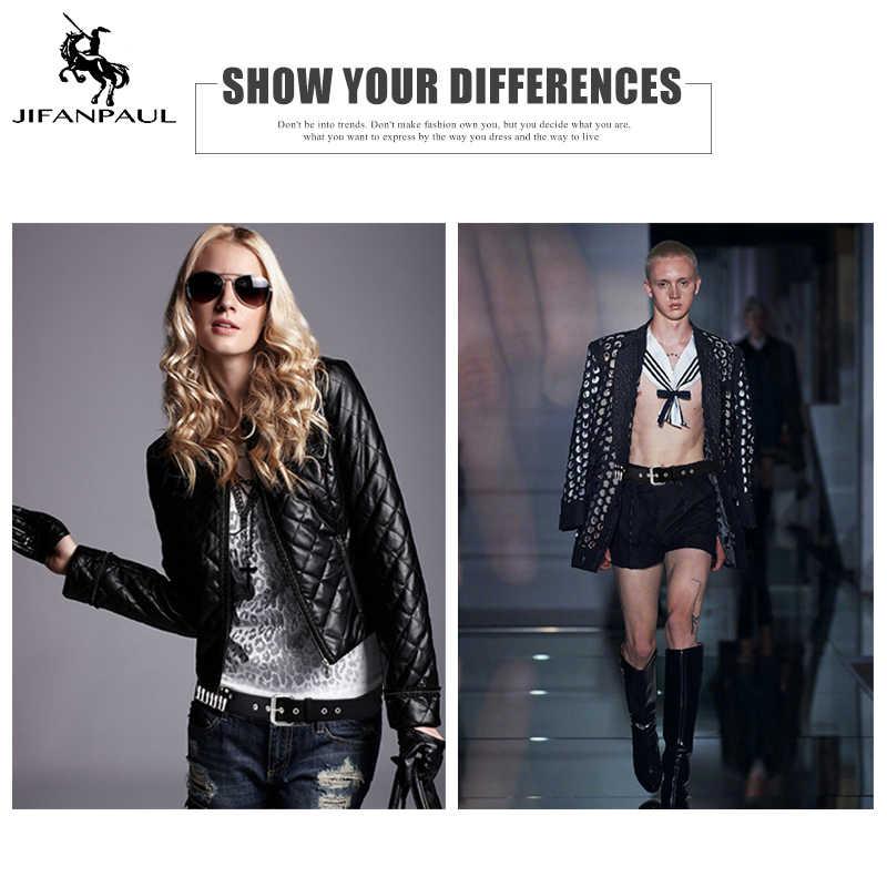 JIFANPAUL en çok satan bayanlar mermi kemer punk rock tarzı yeni bayan kemer ile motosiklet kot moda dekorasyon ücretsiz kargo
