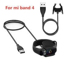 Кабель-адаптер для зарядного устройства для Xiaomi Mi Band 5 4 Miband 3 2, зарядный USB-кабель для смарт-браслета Mi band 5