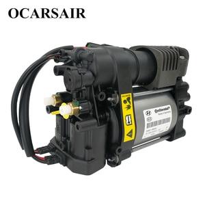 Image 1 - Air Compressor สำหรับ Air Suspension สำหรับ Hyundai Genesis & Equus & Centennial 2008 2016 OEM #55880 3N000/558803N000 558813M000