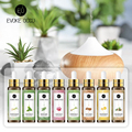 Lavendel Ätherische Öle 10ML mit Dropper Diffusor Aroma Öl Eukalyptus Vanille Pfefferminze Sandelholz Weihrauch Ylang Öl