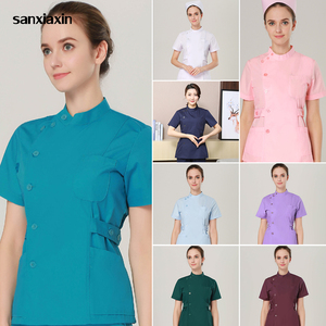 Униформа для скрабов, униформа для салонов красоты, униформа для медсестер, лабораторная куртка, униформа для сотрудников спа-салонов, зоот...